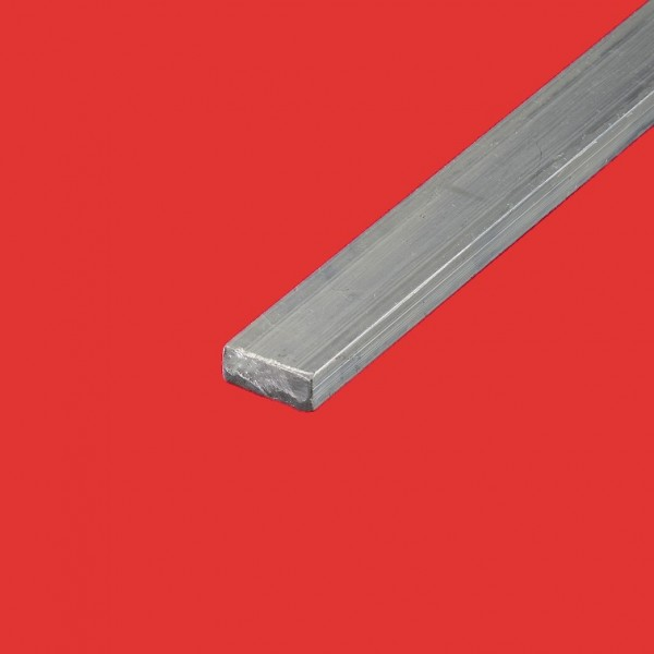 Barre aluminium plate 25mm