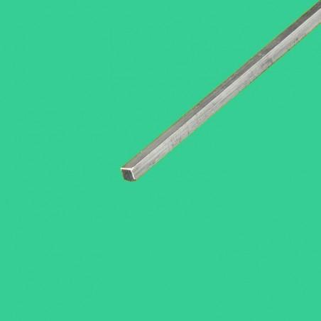 Barre carré inox 10mm