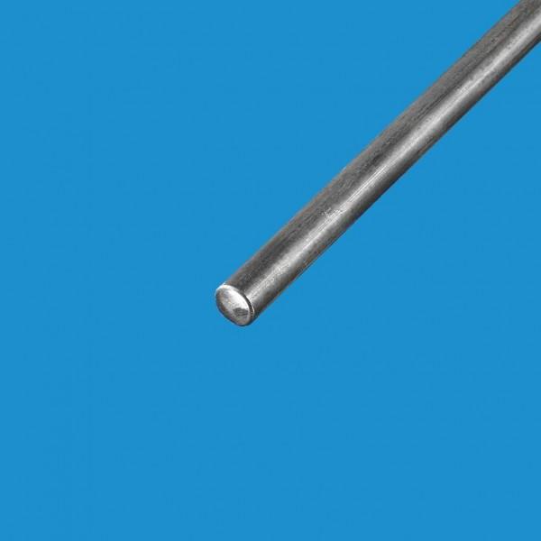 Rond plein laminé acier 25 mm