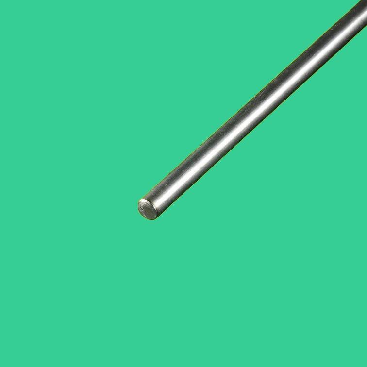 Tige en aluminium 3,2 mm x 10 m.