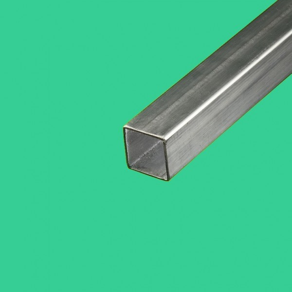 Tube inox carré 80 x 80 mm