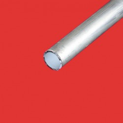Tube aluminium diametre 100mm