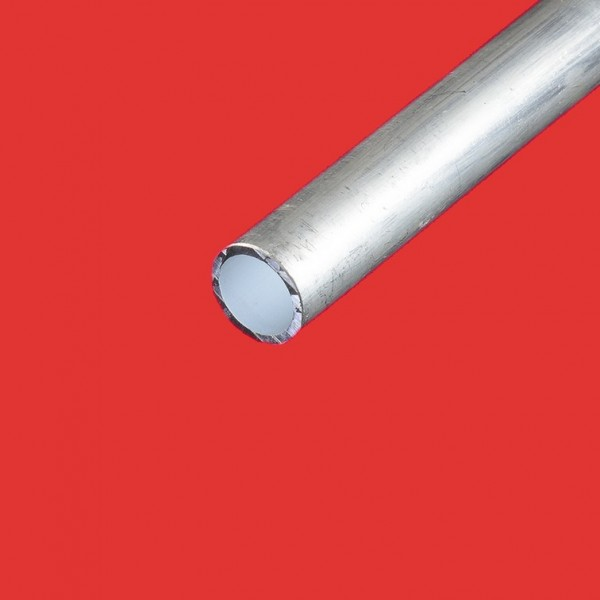 Tube aluminium 35 mm