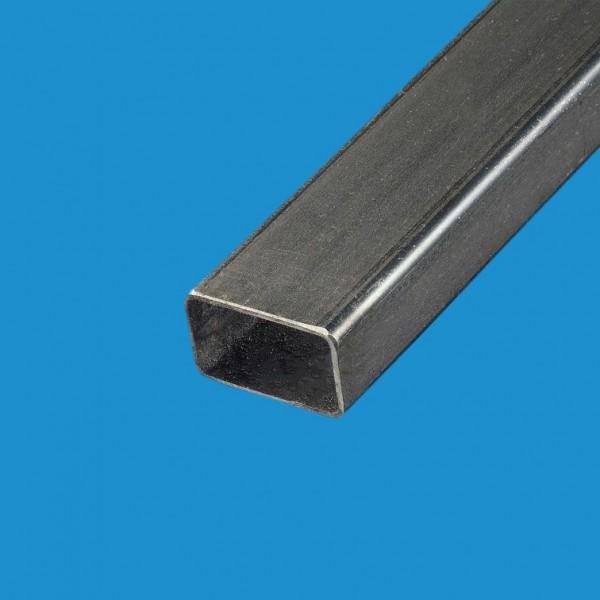 Tube rectangulaire acier 100x40 mm