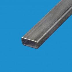 Tube rectangulaire acier 30x15