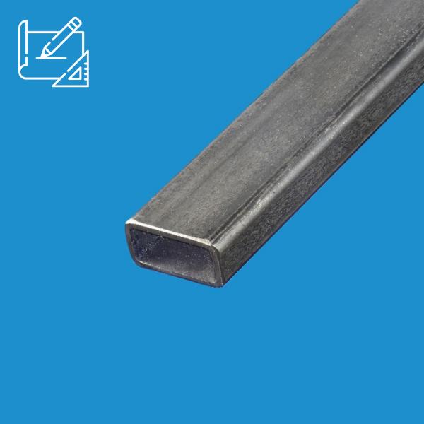 tube rectangulaire acier sur mesure