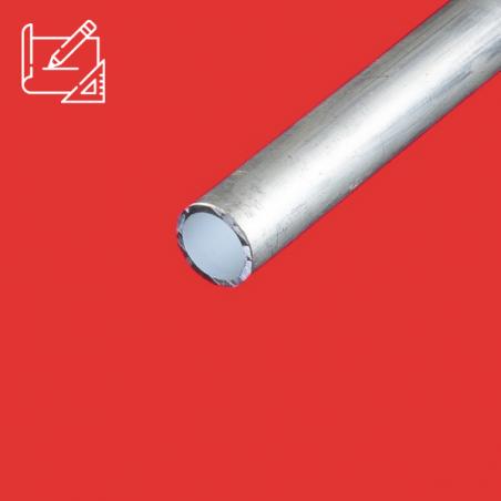 Tube aluminium sur mesure