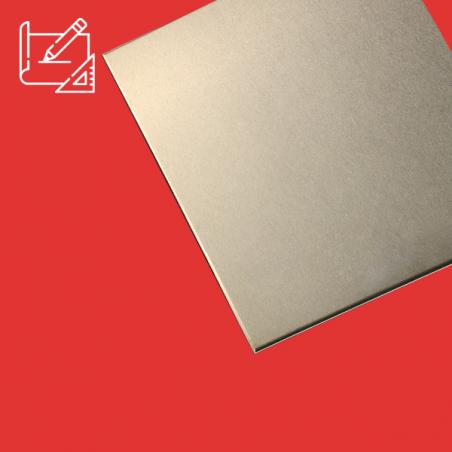 Tole aluminium sur mesure