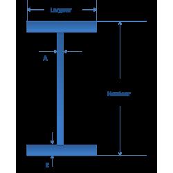Schéma IPE 160